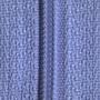 ซิปไซด์ เบอร์ 3 สีฟ้า Y37 หัวระฆัง ยาว 10 นิ้ว