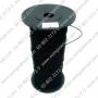 เชือกยางยืด 1.5 มิล สีดำ ม้วนละ 144 หลา