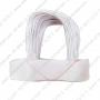 หูหิ้วติดถุงกระดาษ สีขาว